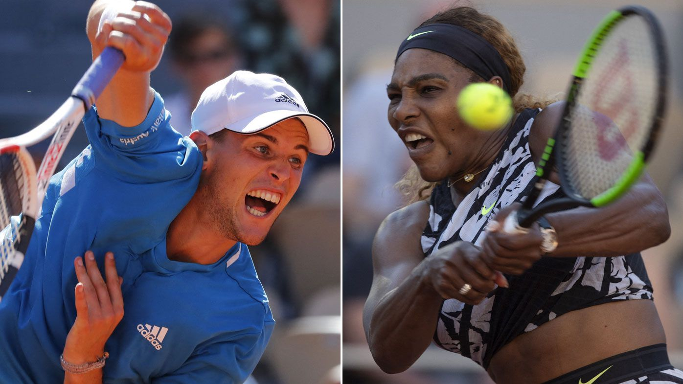 Serena Williams showed 'bad personality' in press conference spat: Dominic Thiem