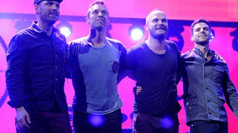 Coldplay hypnotised to write their new album