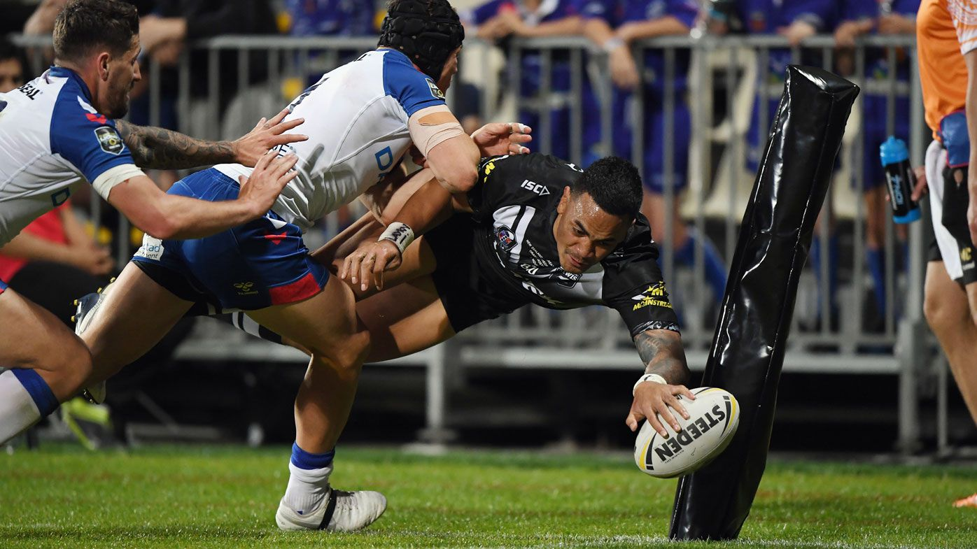 Kiwis clinch series with convincing win over Great Britain
