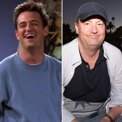 Matthew Perry as Chandler Bing