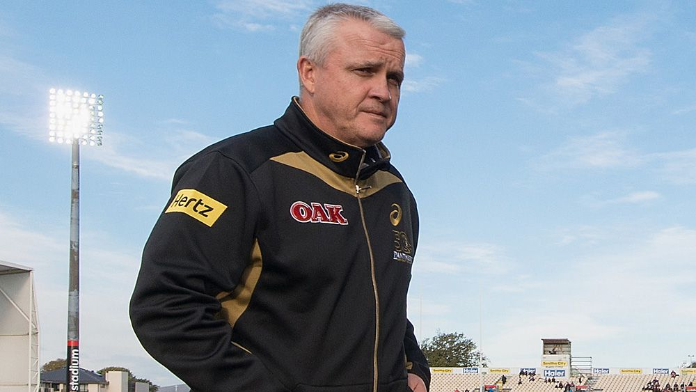 NRL news: Penrith Panthers re-sign coach Anthony Griffin until 2020