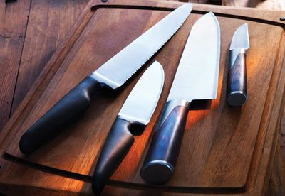 IKEA SLITBAR knives