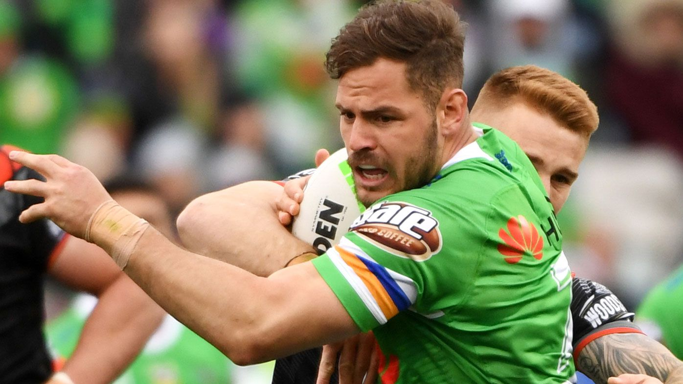 Raiders move to replace grand final halfback Aidan Sezer questioned by greats