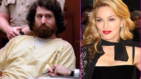 Madonna's stalker kept condoms and blades in his locker