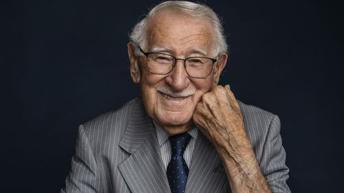 Eddie Jaku was 101 and was best known for his book, The Happiest Man on Earth.