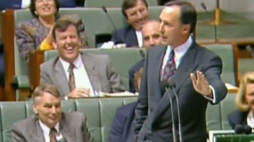 The cabinet paper reveal insights into the final years of the Keating Labor government.