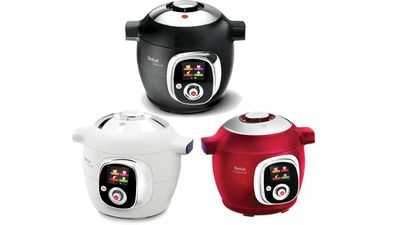 "<p>Category: Best Multi Cooker</p> <p>Winner: Tefal Cook4Me, <a href=""https://www.thegoodguys.com.au/tefal-cook4me-6l-pressure-cooker-cy7018"" target=""_top"">thegoodguys.com.au</a>, $248.</p>"