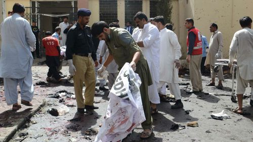 More than 70 dead after Taliban bombs hospital in Pakistan