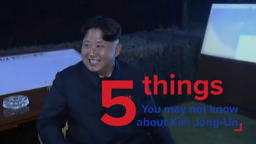 Five things you may not know about Kim Jong-Un