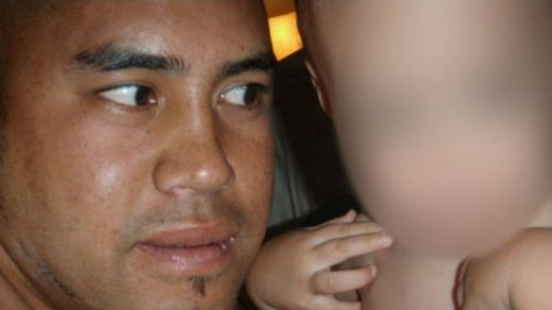 Matthew Arai was in Kuta with his wife and daughter for a cousin's wedding when the accident occurred. Picture: 9NEWS