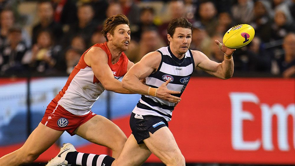 AFL 2017 Finals - Geelong vs Sydney - live updates