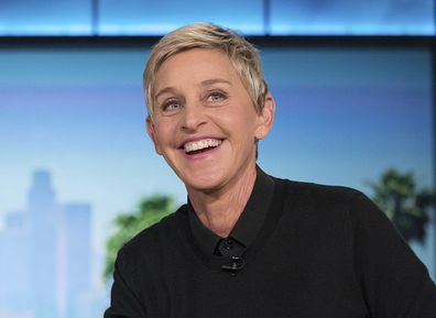 Ellen DeGeneres has sent her congratulations.