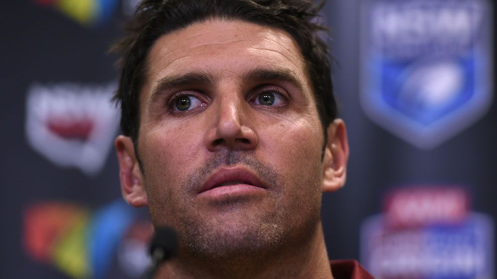 Manly backing Barrett, for now