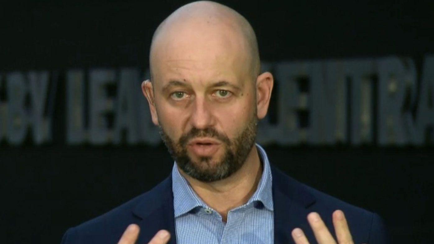 Todd Greenberg speaks to Nine News