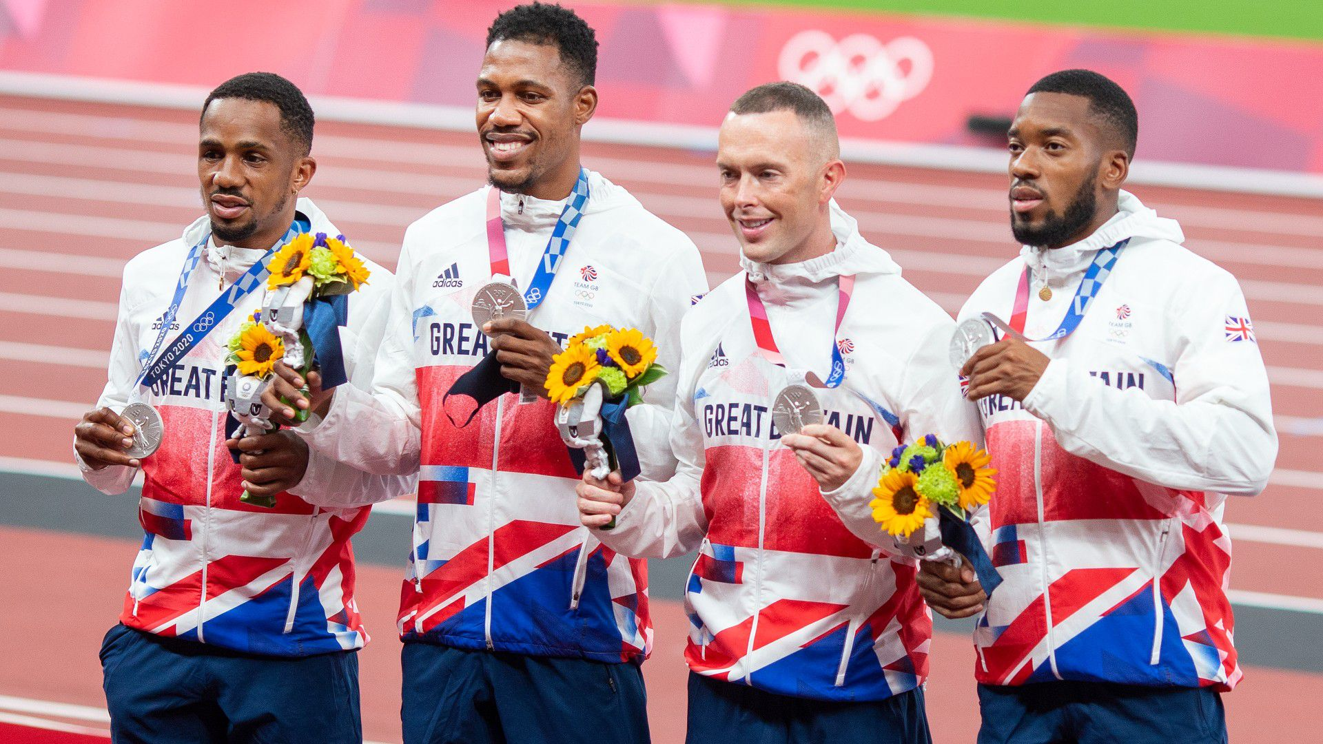 Great Britain Olympic relay team set to lose medals after failed drug test