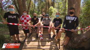 Aussie teens battle with Sydney council over BMX track project