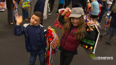 Best showbags on offer at the Adelaide Royal Show