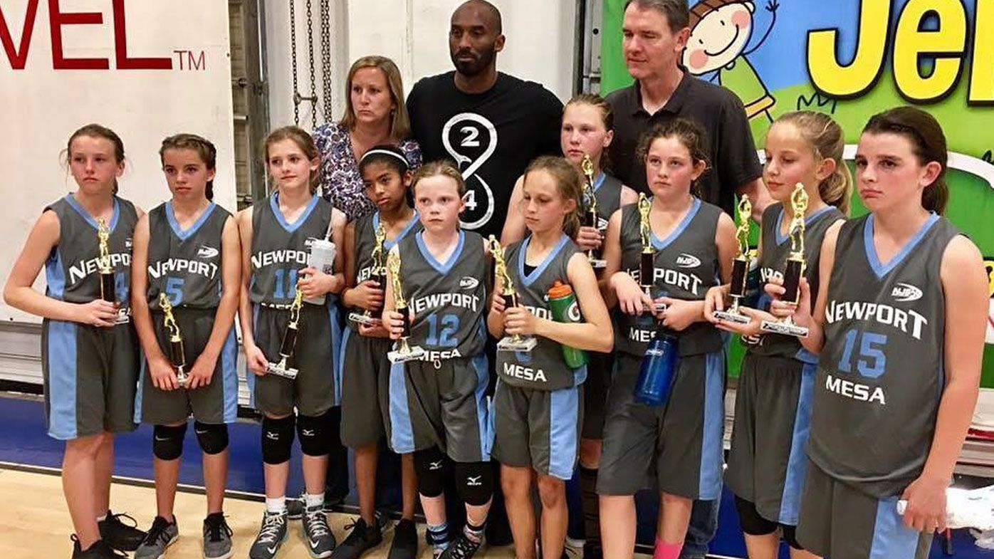 Kobe Bryant slammed for brutal post about youth girls basketball team