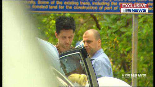 Rhys Austin murdered Bianca Girven in 2010. Picture: 9NEWS