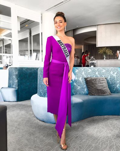 Miss Universe Australia Francesca Hung speaks out about 'bullying' video