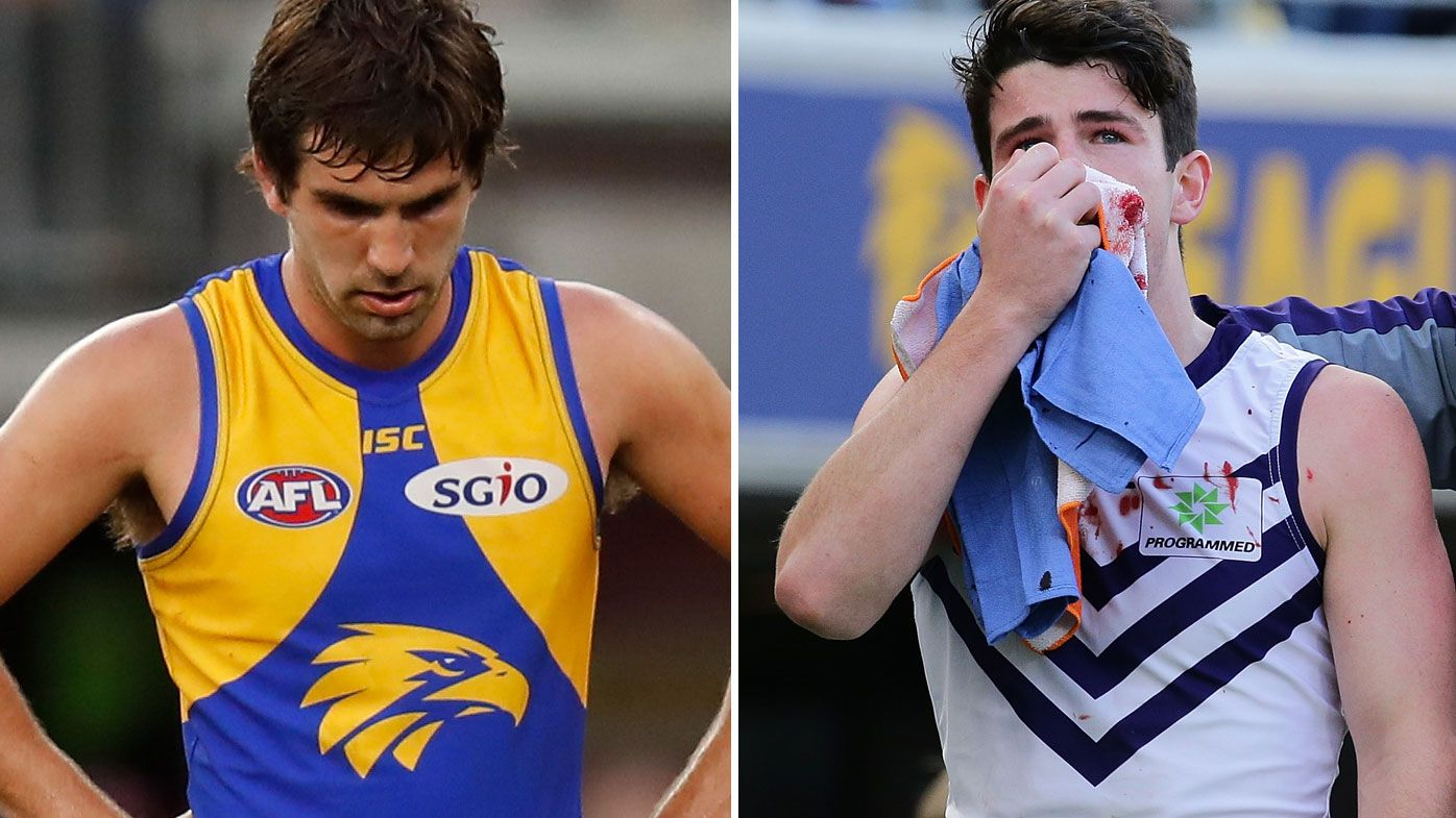 Andrew Brayshaw's father pleads for forgiveness for Andrew Gaff over king hit