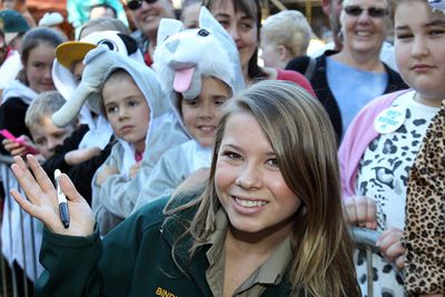 She's growing up! Bindi Irwin has just turned 16. <br/><br/>To celebrate, she threw a massive birthday party at Australia Zoo and invited fans to join her. <br/><br/>Click through to see the pics!