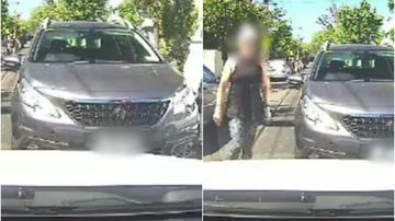 Right-of-way fight leads to ridiculous stand-off