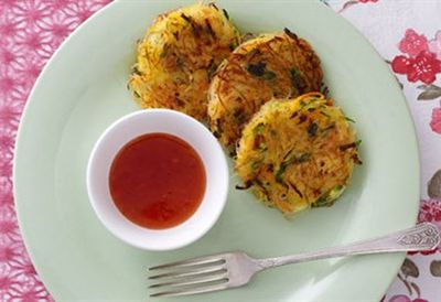 Rice noodle cakes
