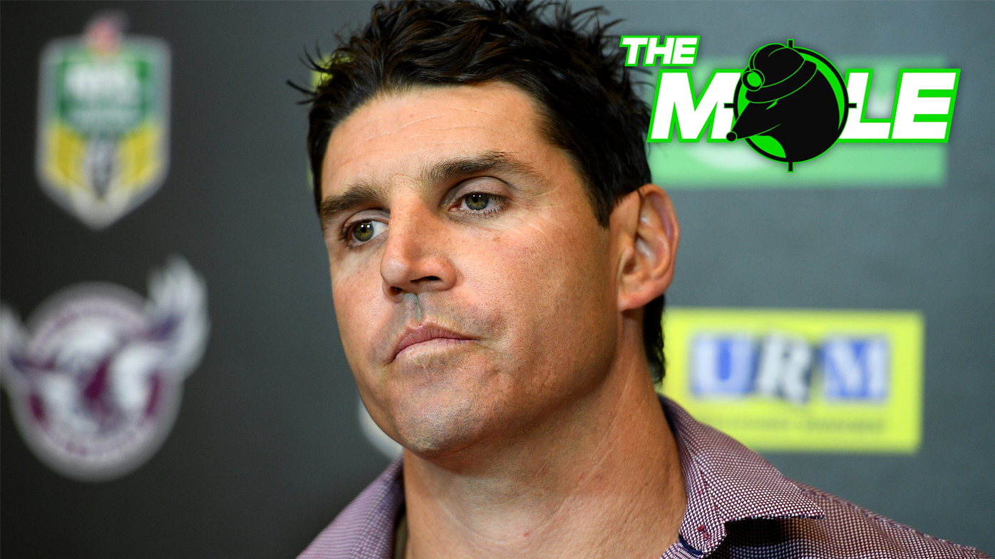 The Mole: Trent Barrett closing in on Dragons coaching role