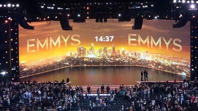 Emmys countdown.