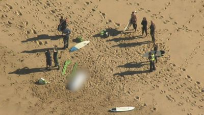 Emergency services have responded to a drowning on the Morning Peninsula