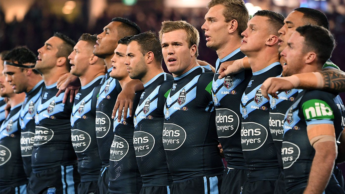 Brad Fittler names unchanged NSW Blues Origin III squad ahead of series decider