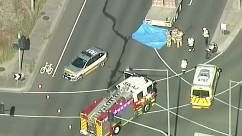 Man faces court over fatal crash with police officer in Melbourne
