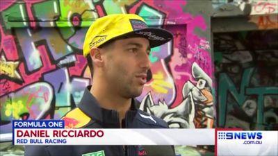Daniel Ricciardo to 'let results do the talking' at Australian Grand Prix as contract talk grows louder