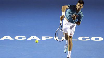 Djokovic can't match Kyrgios fireworks