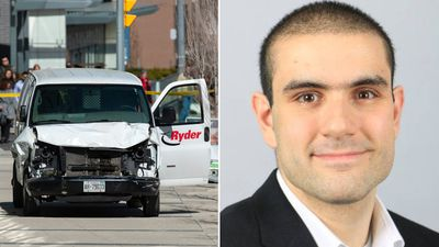 Toronto van attack suspect charged with multiple counts of murder