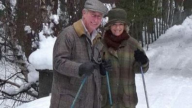 The Prince of Wales and The Duchess of Cornwall in Scotland, 2010