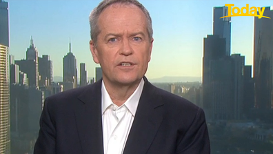 Bill Shorten believes it's time for Australia to 'diversify' trade relationships.