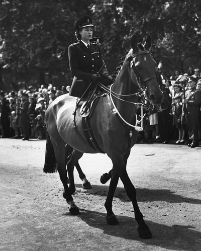 Trooping the Colour, 1947