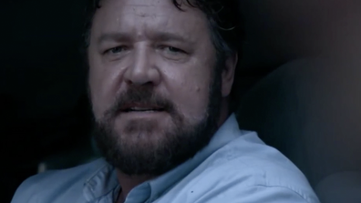 Crowe plays 'The Man', an unstable individual who is driven to madness after an altercation at an intersection.