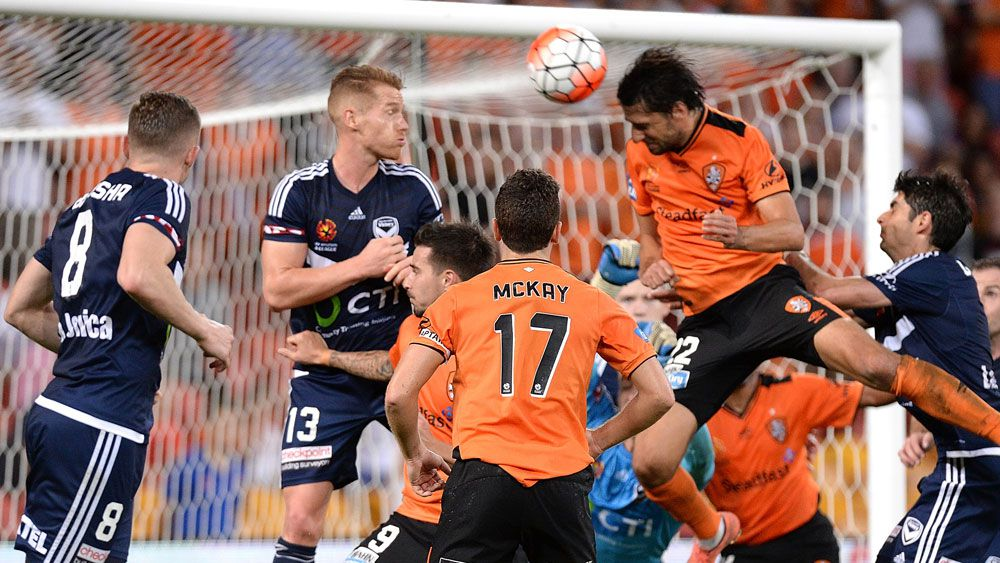 Comebacks in Roar's DNA: Broich