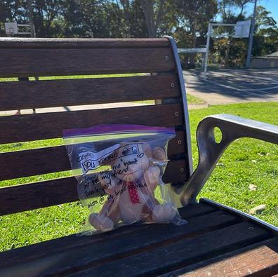 Sydney Joy Bear drive