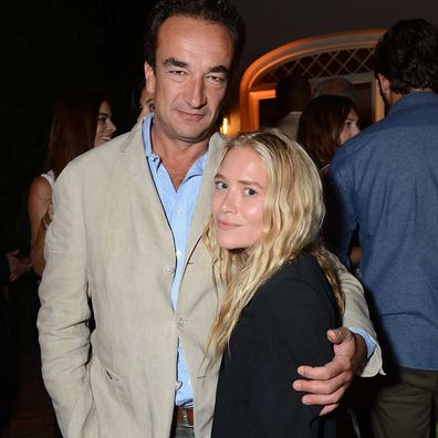 Olivier Sarkozy and Mary-Kate Olsen.