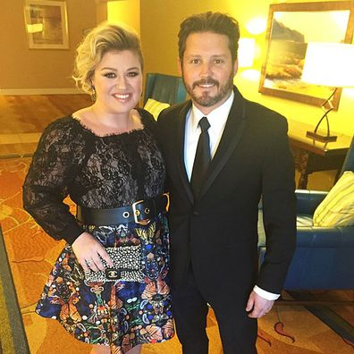 Kelly Clarkson, Brandon Blackstock, divorce