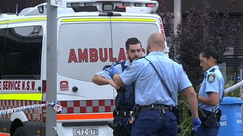 """The dead man suffered """"severe lacerations"""". (9NEWS)"""