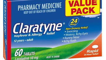 Australian hayfever sufferers paying more for pharmacy medication
