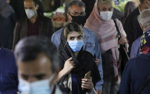 World Health Organisation warns of deadly second wave of virus across Middle East