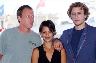Brian Helgeland, Berenice Bejo, Heath Ledger