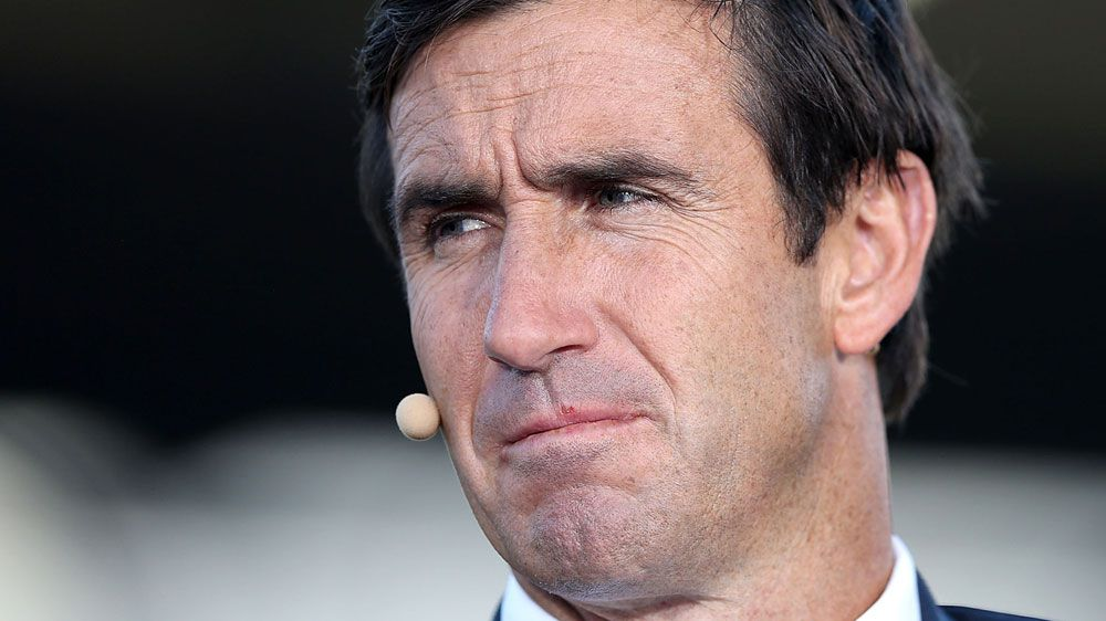 Andrew Johns rules himself out to replace Laurie Daley as Blues coach