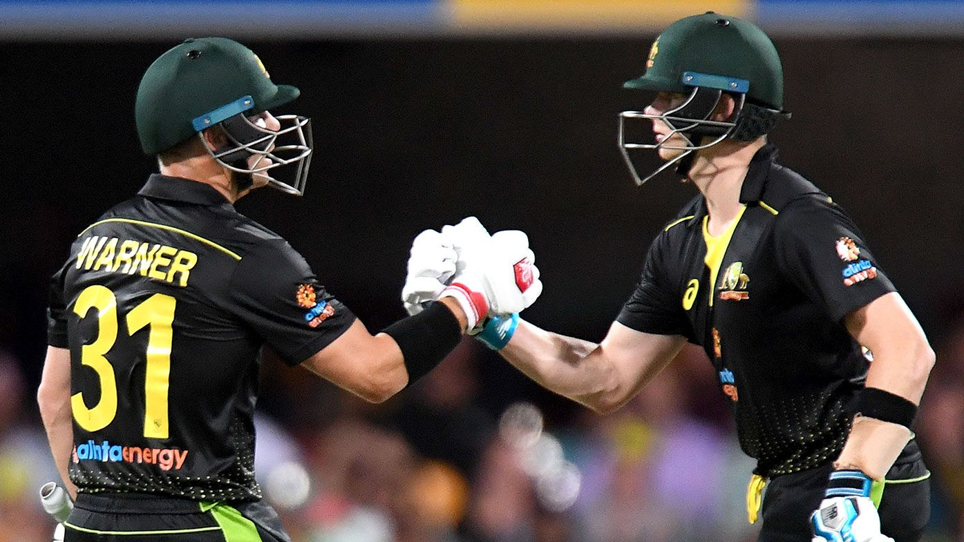 David Warner stars as Australia claim T20 series over Sri Lanka